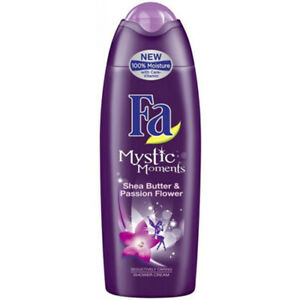 Fa Mystic Moments Shower Cream with Shea Butter & Passion Flower, 250ml