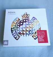 VARIOUS - ANTHEMS COLLECTION MINISTRY OF SOUND 5CD SET (2011) DANCE 80S DISCO CD