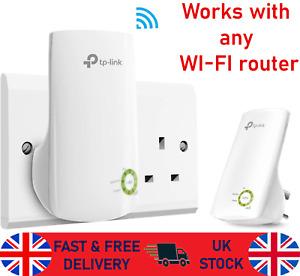 WiFi Booster Signal Range Extender Wireless Amplifier Internet Repeater Universa