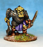 Orc with Sword and Axe Warhammer Fantasy Armies 28mm Unpainted Wargames