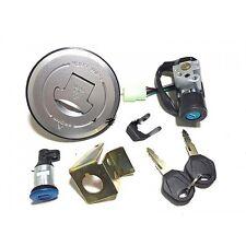 Ignition Switch Gas Cap Lock Set Fo Honda Grom MSX125 Motrac M2 M3 Skyteam 14-15