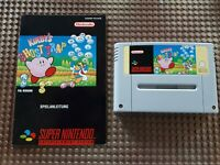 Super Nintendo Spiel Modul Kirby's Ghost Trap mit Anleitung SNES / PAL