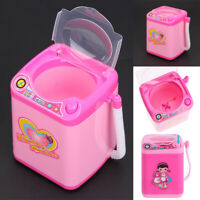 Kids Electronic Washing Machine Children Educational Pre School Play Toy Washer