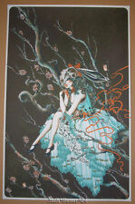 Dinah Never Saw Another Alice In Wonderland Art Print Poster By Erica Williams