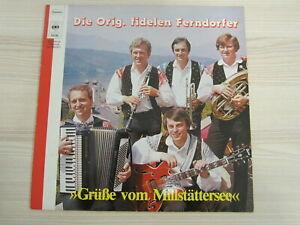 LP / ORIGINAL FIDELEN FERNDORFER / CBS AUSTRIA / 1980 / RARITÄT /