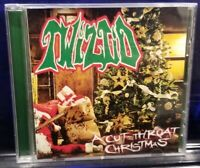 Twiztid - A Cut-Throat Christmas CD insane clown posse xmas psychopathic rydas