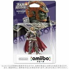 Nintendo Amiibo Ganon Super Smash Bros. GANONDORF Switch Wii U