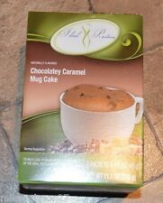 IDEAL PROTEIN CHOCOLATEY CARAMEL MUG CAKE MIX 7 PACKETS 18G PROTEIN PER PACKET