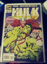 incredible hulk  # 422 1994 marvel myth conceptions pt 2  warriors 3 +thor ?