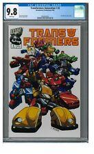 Transformers: Generation 1 #3 (2002) Dreamwave Pat Lee Cover CGC 9.8 T407