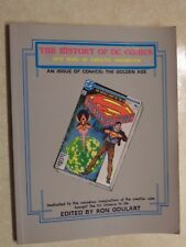 The History of DC Comics: The Golden Age 1987 Paperback