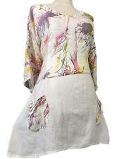 Ärmellose Damenkleider mit asymmetrischer Länge für die Freizeit