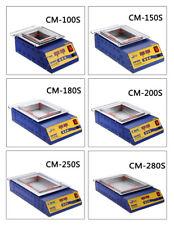 220V Soldering Pot Melting Plate Digital Stainless Steel Preheating Solder Bath