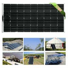 175Watts Moncrystalline Flexible 18V Solar Panel Mono Module Rv electricity Bo