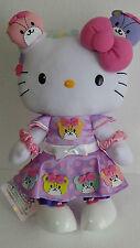 Hello Kitty Rare Plush Doll 40th Arigato Everyone 18inch 45cm Sanrio 2014 Japan