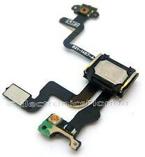 Proximity Sensor+Power Button Flex Cable Earpiece Speaker for iPhone 4S b169-172