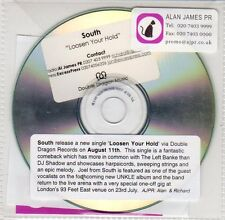 (EG550) South, Loosen Your Hold - DJ CD