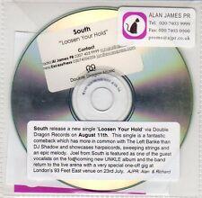 (EG550) South, Loosen Your Hold - DJ CD