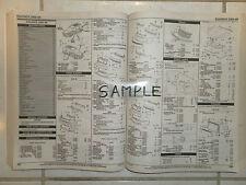 2004 INFINITI QX56 PARTS LIST