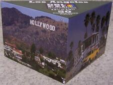 Jigsaw 2 sided Puzzle in the 3 sided box 50 piece Los Angeles City of Angels NEW