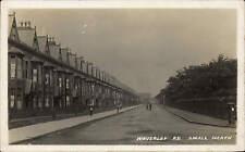 Small Heath, Birmingham. Waverley Road.