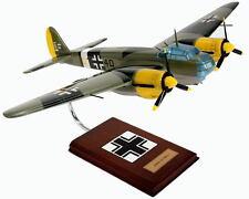 Junkers JU-88A-1 Bomber Desk Display Model 1/36 German WW2 Aircraft ES Airplane