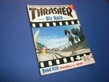 00004000 Thrasher magazine 1994 November Skateboarding/Skateboard