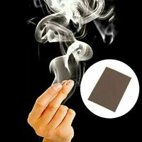 Finger Magic Tricks Tips Surprise Magic Smoke Fingers Hand make Smoke Magic 2PCS