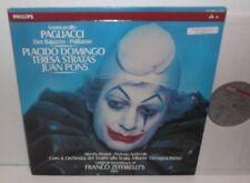 411 484-1 Leoncavallo Pagliacci Placido Domingo Teresa Stratas Juan Pons Petre