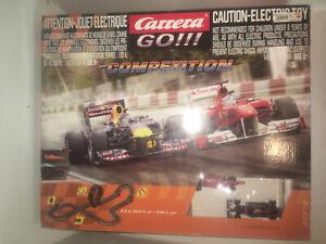 Carrera Go Competition Formula One Slot Car Race Set