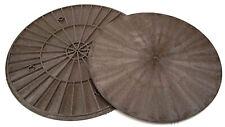 Pottery Wheel Bat 14 in. Round Universal Matte Finish Plastic Will Not Warp