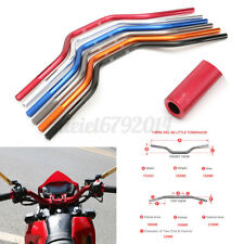 7/8'' 22mm Universal Motorcycle Motorbike Drag Handle Bar Aluminum 75cm Pit