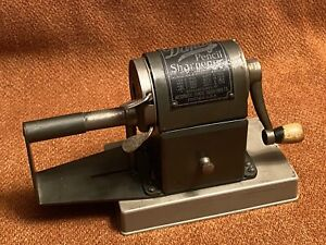 Vintage Dandy Automatic Feed Pencil Sharpener Chicago