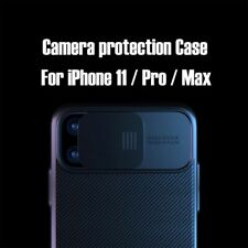 Camera Lens Shield Case Lenses Sliding Protection Cover for iPhone 11 Pro Max