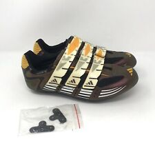 Adidas Adistar 2k Men's 2 Bolt Carbon Road Cycling Shoes Hook-n-Loop Size US 6