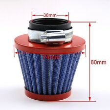 New 38mm Air Filter For Dirt Pit Bike ATV Quad Motorcycle GY6 Moped Scooter