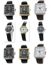 Wholesale Price x 25  Job Lot of Brand New Ladies Leather Strap Watches