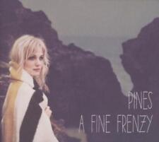 A FINE FRENZY - PINES  CD  13 TRACKS INTERNATIONAL POP  NEU