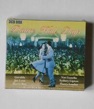 Coffret 3 CD DANCE HALL DAYS Geraldo,loss, roy,gonella,lipton,Harry leader  Neuf