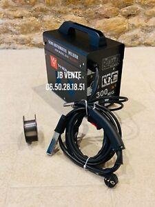 Poste a souder MIG 160A inverter sans gaz