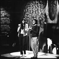 OLD MUSIC PHOTO Sonny And Cher Perform On Top Of The Pops Tv Show London 1965 1