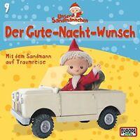 UNSER SANDMÄNNCHEN - 09/DER GUTE-NACHT-WUNSCH  CD NEU