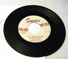 FREDDIE CANNON WAY DOWN YONDER IN NEW ORLEANS 45 RPM RECORD