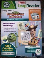 LeapFrog LeapReader Read & Write Activity Book Disney/Pixar Write it 5-8 yrs #10