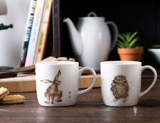 Wrendale Designs Countryside Nature, Bird, Animal & Pet Mugs by Royal Worcester