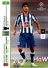 PANINI Champions League 2007/2008 07 08 -Pedro Emanuel Nr. 42 - FC Porto