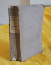 Voltaire Dictionnaire Historique Des Evénements Remarquables Chez Ladvocat 1824