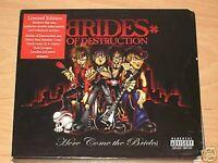 Brides Of Destruction / Here Comme The Brides / Limité CD