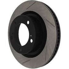 StopTech 126.44156SR Front Disc Brake Rotor Slotted For 07-17 Toyota Tundra