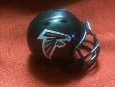 Lot of 3 Riddell pocket pro football helmets Atlanta Falcons revolution